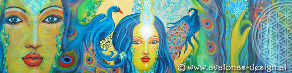 Spirituelles Kunstprojekt/spiritual-art project