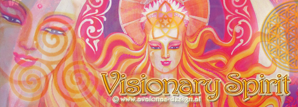 Spirituelle Kunst – das Sichtbarwerden der unsichtbaren Kräfte